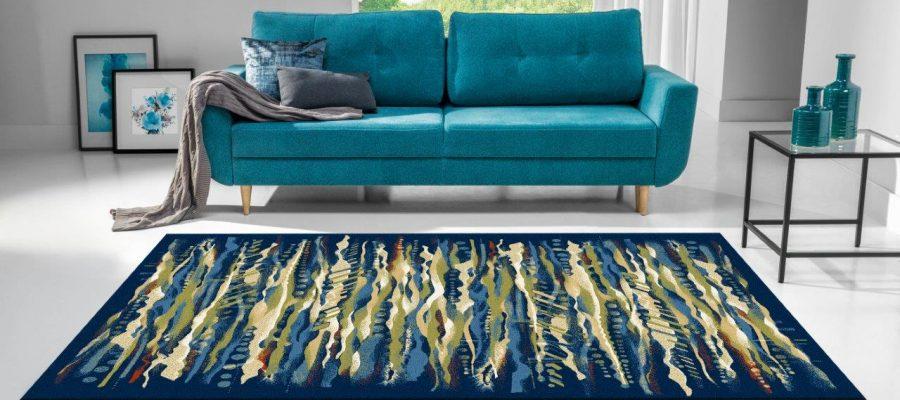 Rola dywanu w nowoczesnym wnętrzu