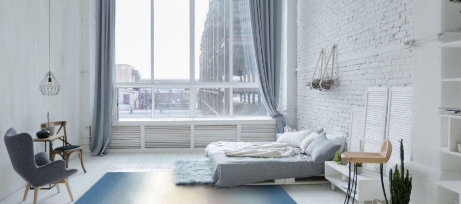 Wybór dywanu do małego pomieszczenia